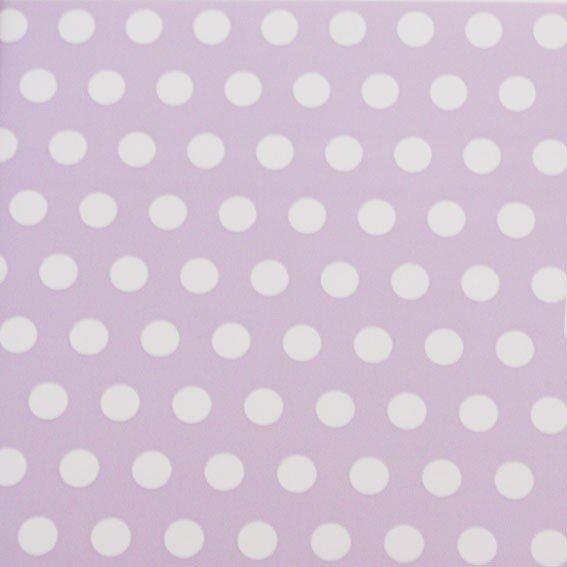 papel regalo topos lila